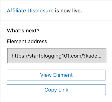 How to Use Kadence Hooked Elements Publish Screen