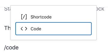 How to Add Prism JS WordPress Gutenberg Editor Code Block