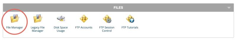 Upload Prism JS CSS Files SiteGround File Manager