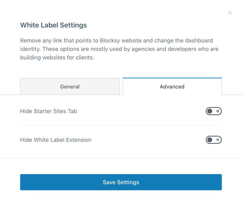 Blocksy Pro White Label Advanced Settings Agency Bundle Only