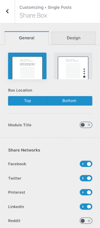 Free Blocksy Theme Review Share Box SVG Icons