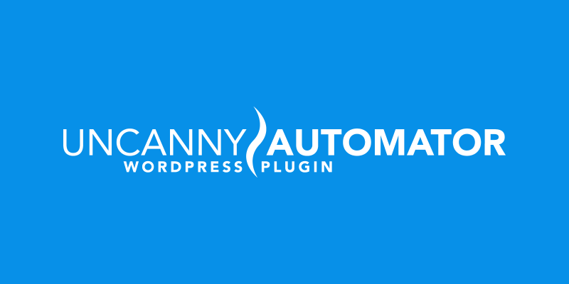 Uncanny Automator Promo Banner