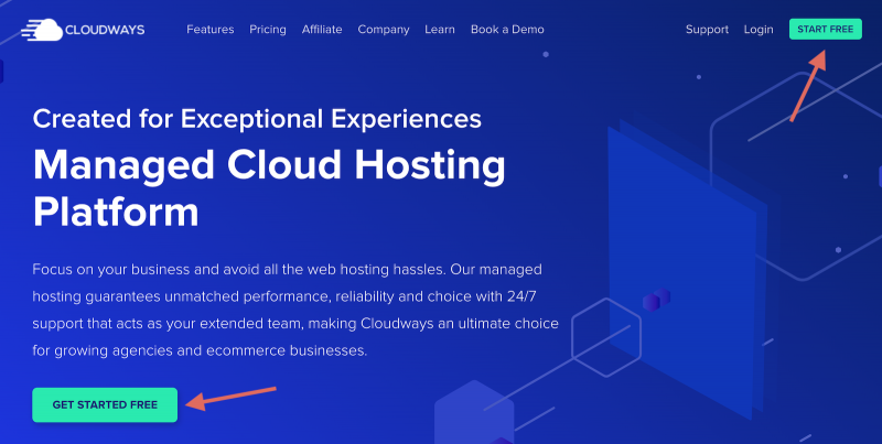 How To Setup Cloudways The Right Way Get Started Free
