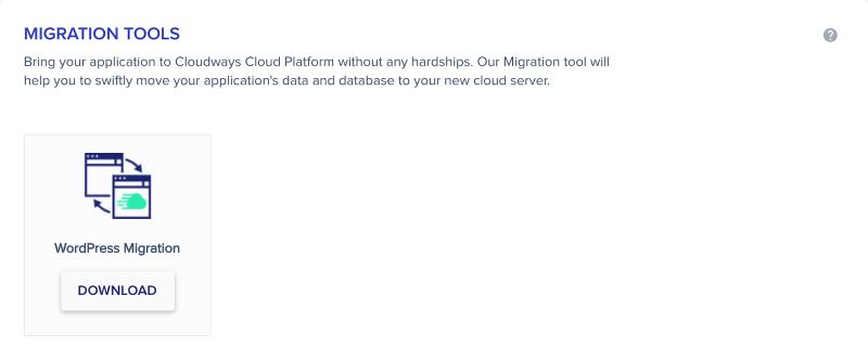 Cloudways Review Control Panel Walkthrough Application Management Migration Tools