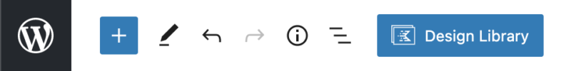 Kadence Cloud Design Library Button