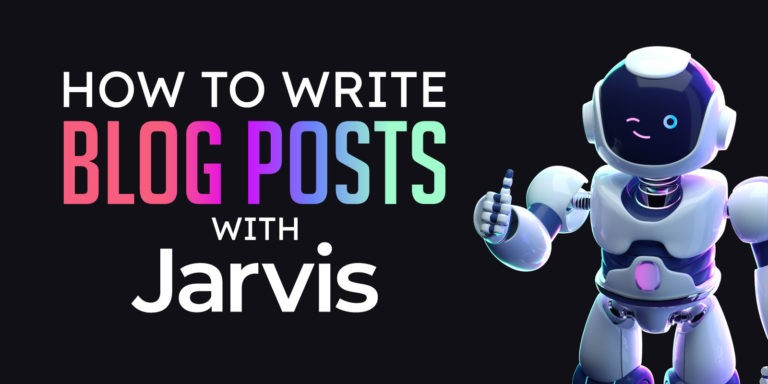 How to Write Blog Posts With Jarvis AI