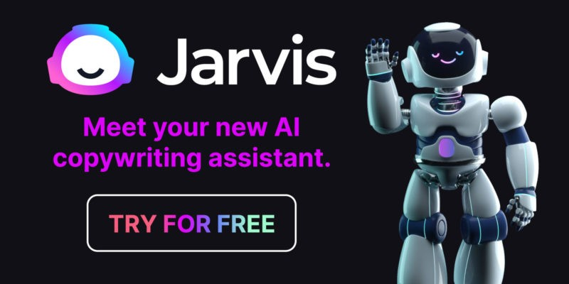 Jarvis AI Copywriting Review Try For Free Promo