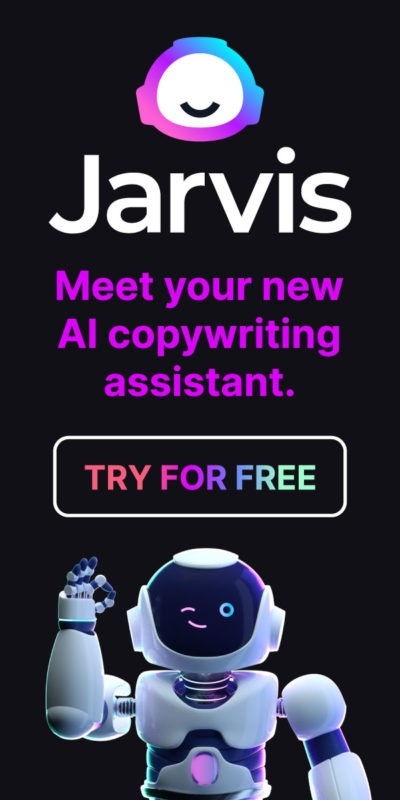 Jarvis AI Try For Free Sidebar Ad